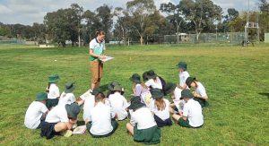 Orienteering ACT Welcomes Tamsin Moran