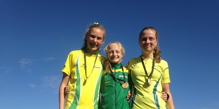14 OACT athletes selected in OA High Performance Squads