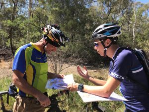 Riders learn from the best at MTBO Training Weekend