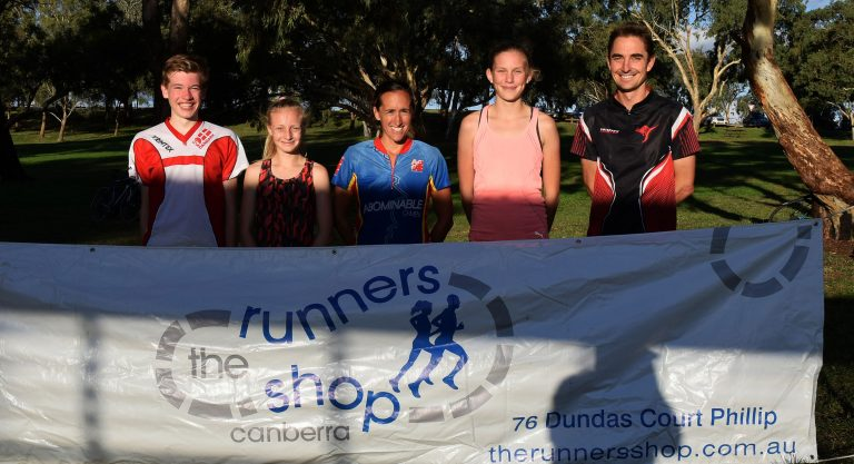 Zoe Melhuish Wins Close Contest in 2017-18 Runners Shop Twilight Series
