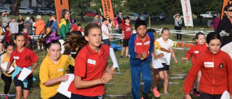 SC-ORE Draws Top Primary School Orienteers