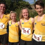 Canberra Cockatoos Juniors Win Mixed Relay in Melbourne