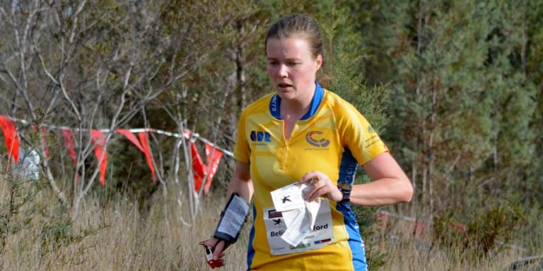 Belinda Lawford Wins First Australian Multi-Day Major