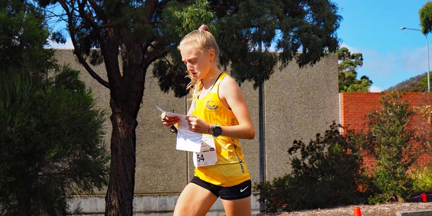 Zoe Melhuish Presses Home Claim for JWOC Selection