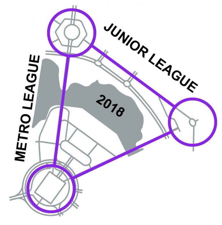 Junior League final scores for 2018