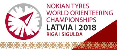 WOC2018 begins in Latvia on Saturday