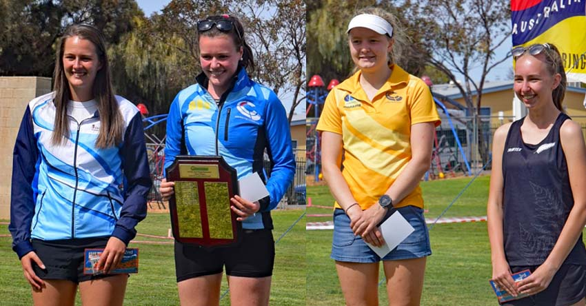 Canberra Cockatoos Women Double Up in Renmark