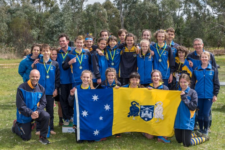 ACT Team Claims Third Successive Schools Title