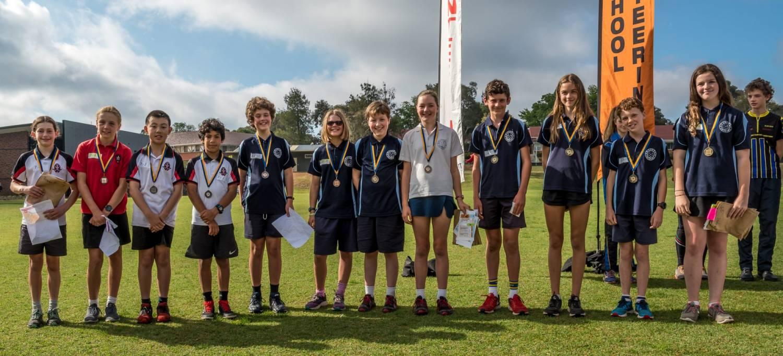 2018 Spring SC-ORE School Orienteering – wild running!