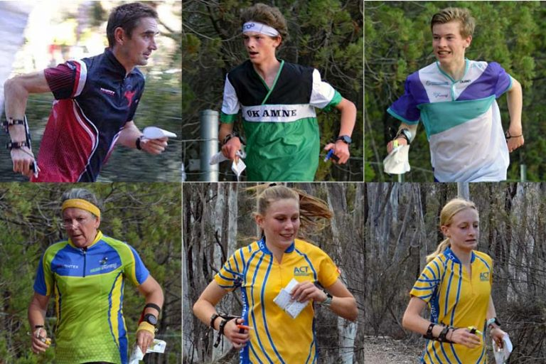 Seven Points Cover Top Four in Runners Shop Series