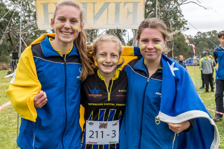 15 ACT Athletes Selected in Orienteering Australia High Performance Squads