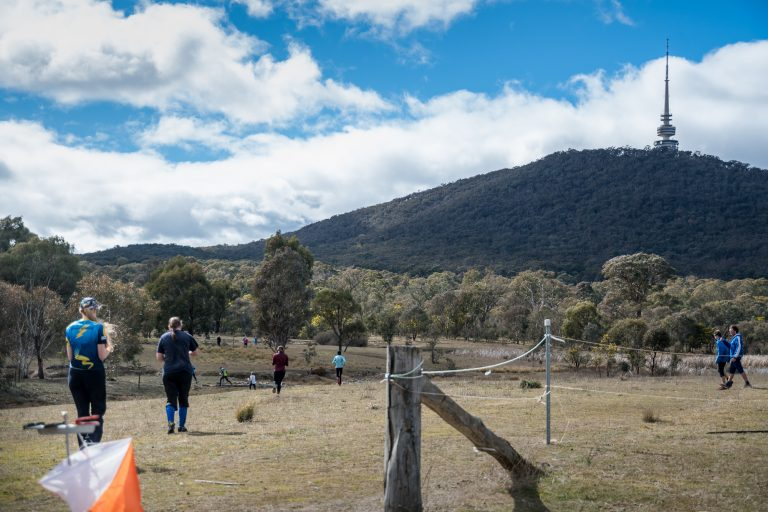 Bush Sprint Challenges In-Store at Snowgums Twilight