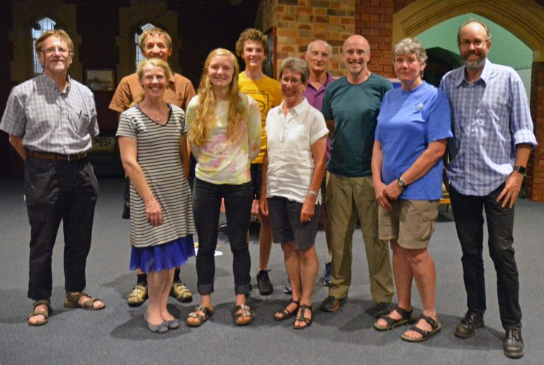 New Board Elected for 2019