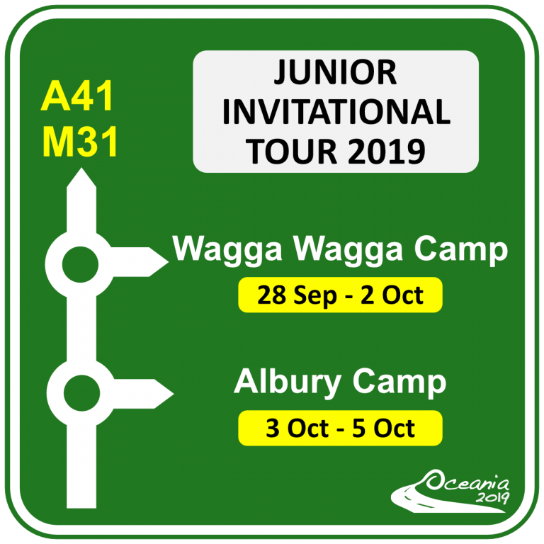 Junior Invitational Tour announced