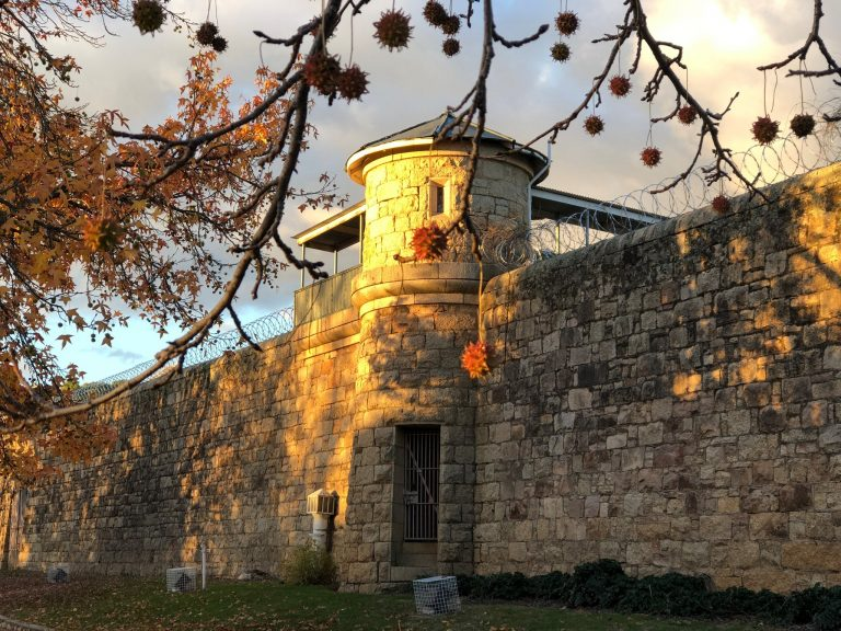 BEECHWORTH – ALL LOCKED UP!