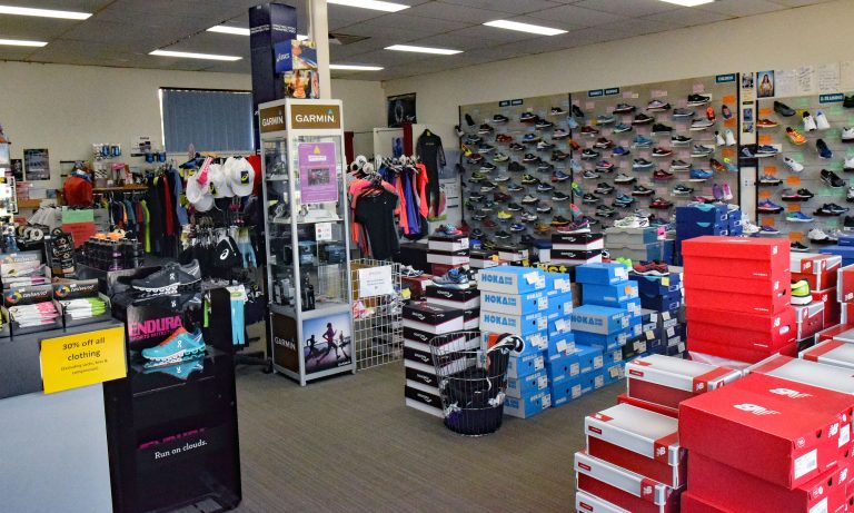 Bargains Galore at The Runners Shop Winter Sale