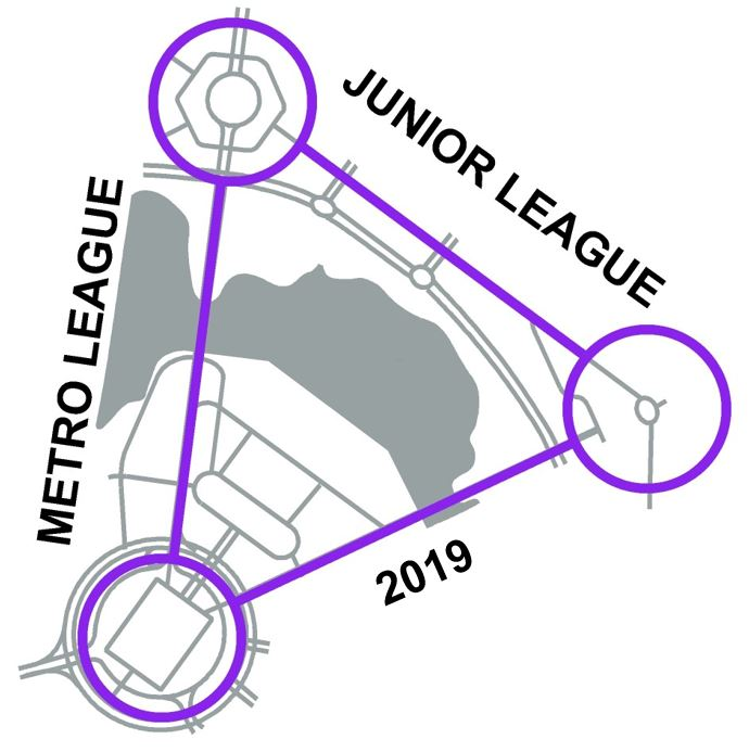 Junior League Round 10 results
