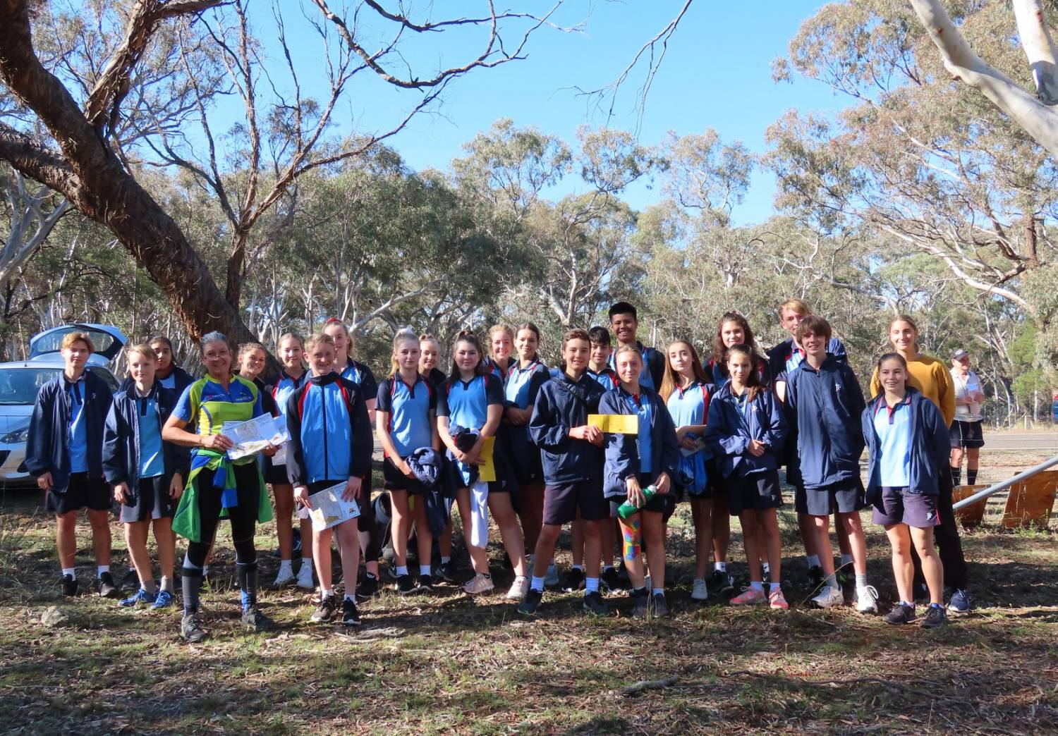 World Orienteering Day Success in Canberra