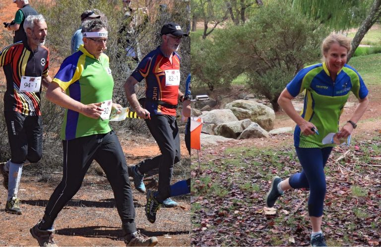 2019 ACT Schools Orienteering Team Officials
