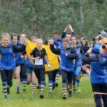 2019 ACT Schools Orienteering Team