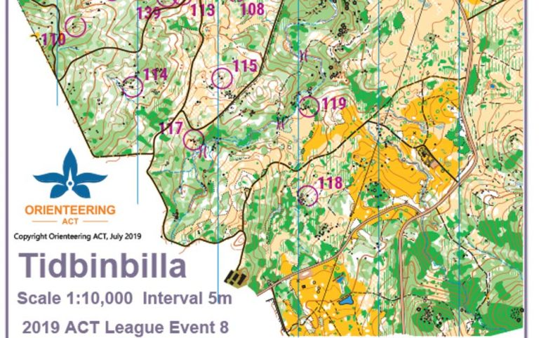 Tidbinbilla Proved to be a Challenging Area