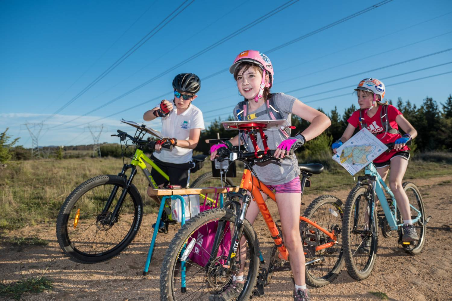 Canberra juniors perform well at MTBO Champs