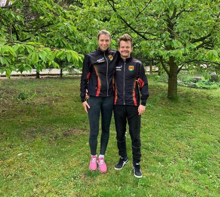 Welcome Fryderyk and Maria from Poland – our new Coach in Residence