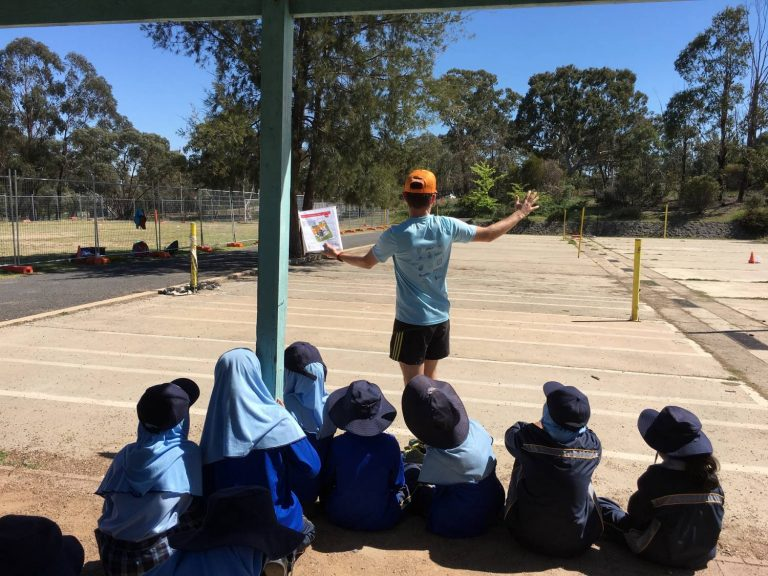 Schools Coaching Reaches Hundreds of Eager Students