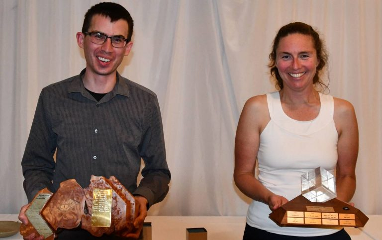Matthew Purcell and Cathy Hogg Receive OACT Highest Awards
