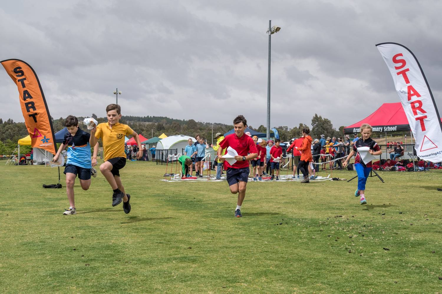 Primary School Championships Entries Open
