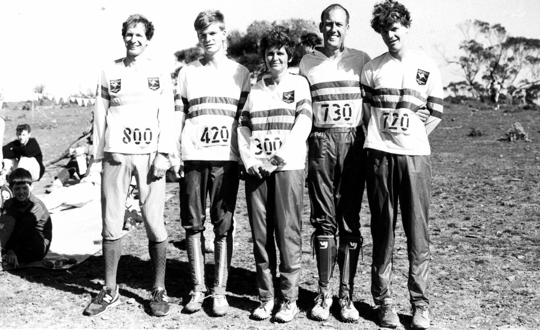 Kathy Saw Has Run Her Last Race