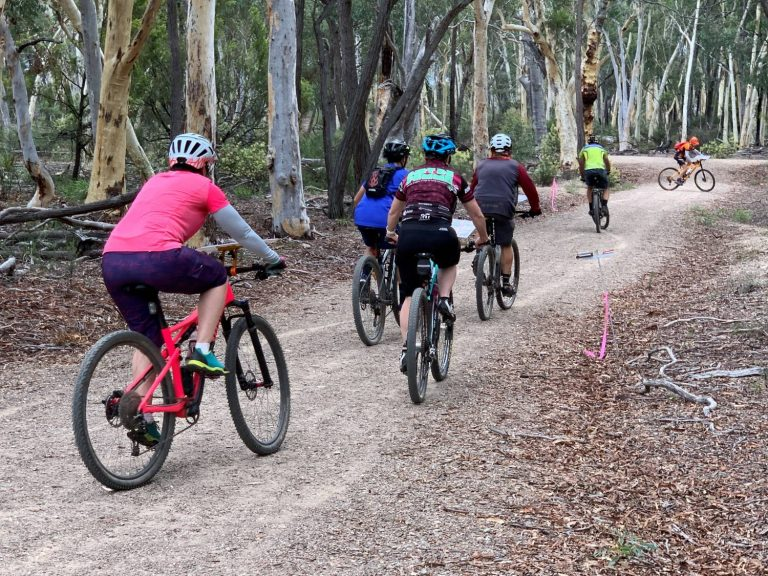 Riders Learn New Skills at MTBO Training Weekend