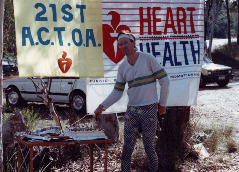 Significant Events in ACT Orienteering History No. 3: The 1990s