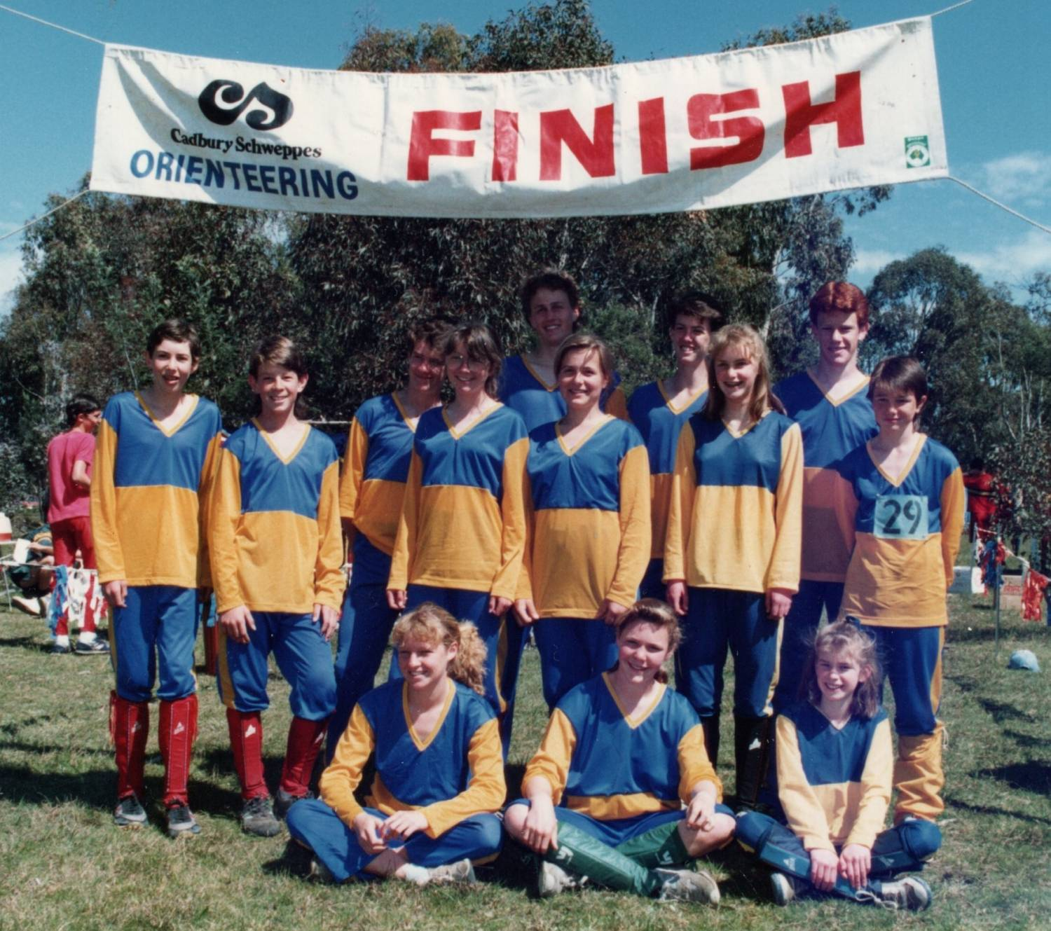 Significant Events in ACT Orienteering History No. 2: The 1980s