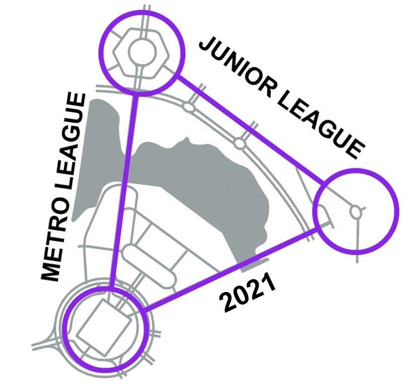 Junior League Round 9